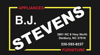 B.J. Stevens Furniture Logo